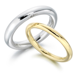 Court wedding rings